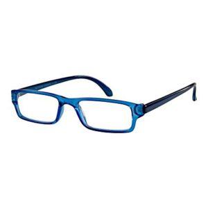 Blaue Brillen