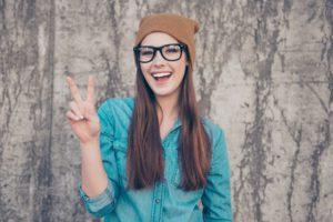 Kann eine Brille mit jeder Dioptrien-Zahl getragen werden?