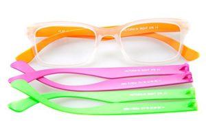 Brillen mit abnehmbaren Bügeln