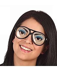 Brillen mit Augen