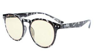 Graue Brillen