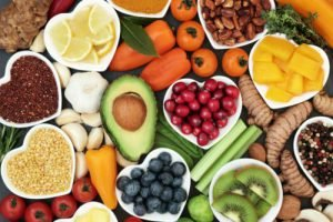 Lebensmittel und Getränke, die gut für unsere Augen sind