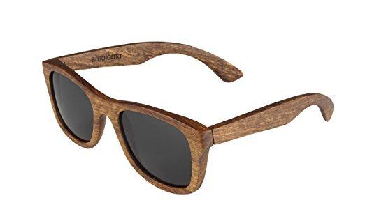 No Name amoloma Holz Sonnenbrille