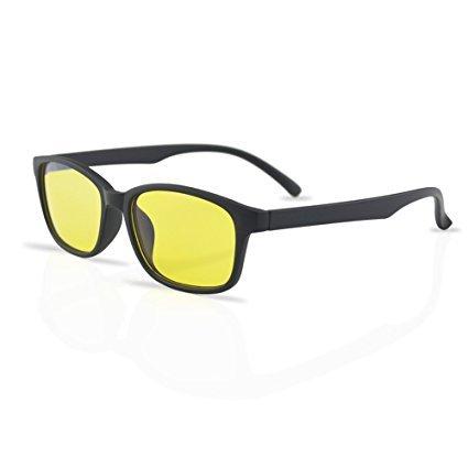 No Name ASIV Unisex Blaulichtfilter Brille