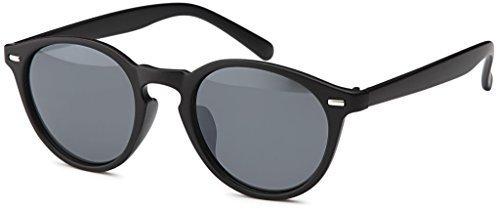 No Name Balinco Runde Vintage Sonnenbrille