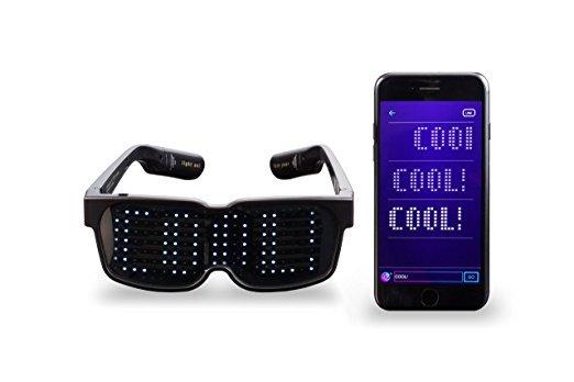 No Name CHEMION Bluetooth-LED-Gläser