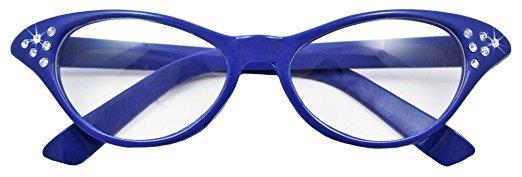 Fifties Cat Eye Brille