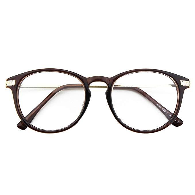 GQUEEN Hornbrille
