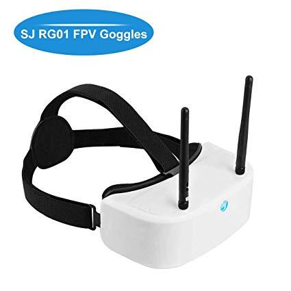 Hankermall SJ RG01 FPV Goggles