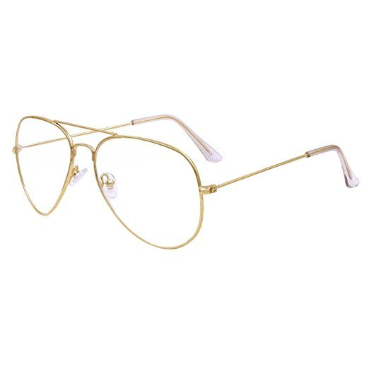 No Name Hibote Pilotenbrille