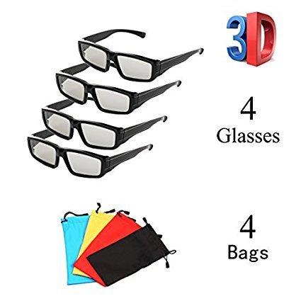 No Name Polarisierte 3D-Brille