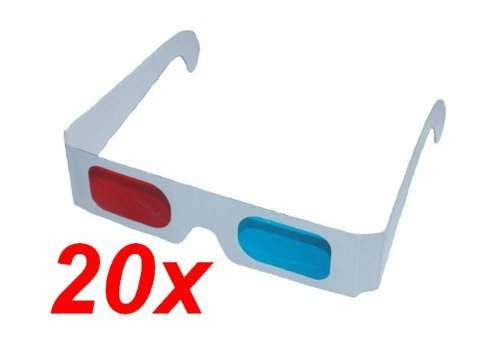 No Name RBrothersTechnologie 3D Brille