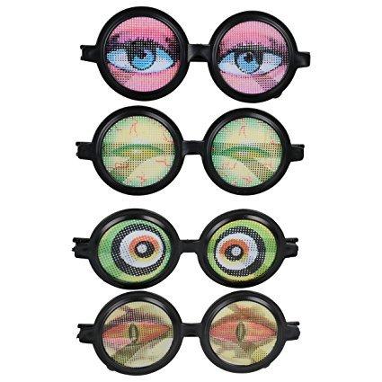 No Name Schleuderhannes Scherzbrille