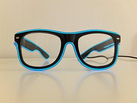 No Name SOLMORE EL Wire Drahtbrille Brillen Test 2018