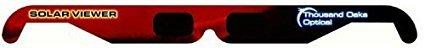 No Name Sonnenfinsternis Brille (10 Stück)