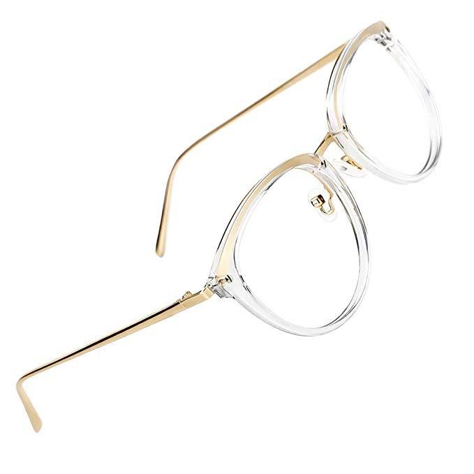 TIJN Brille Ohne Sehstärke