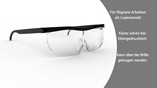No Name Vergrößerungsbrille
