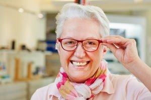 Probleme und Eingewöhnung mit der Gleitsichtbrille