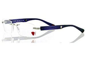 Rahmenlose Brillen