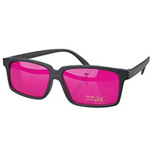 letzter Rabatt zuverlässigste bestbewertet billig Rot Grün Brille kaufen » Online-Shop & Sale