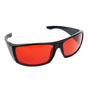 Rot Grün Brillen