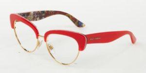 Rote Brillen
