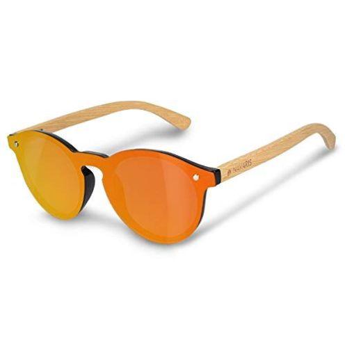 Navaris Sonnenbrille polarisiert randlos