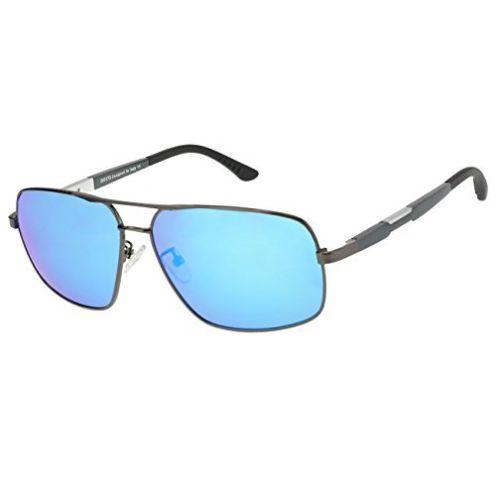 Duco Premium Sonnenbrille Retro Square