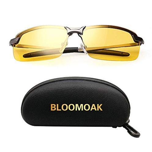 Bloomoak Nachtfahrbrille und Schutzbrille