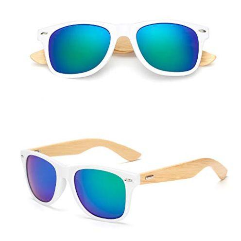 Eye-nak Holz Sonnenbrille UV400