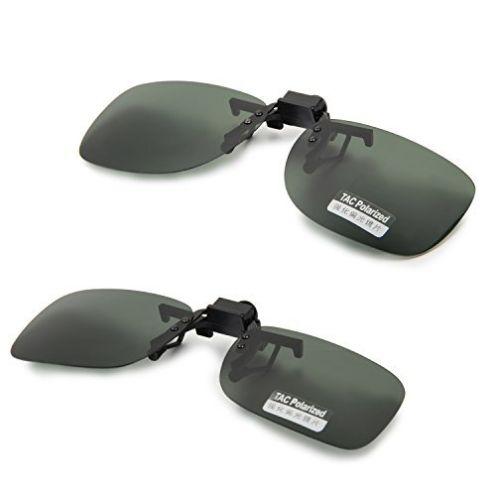 Aroncent UV400 Sonnenbrillen Clip On Aufsatz