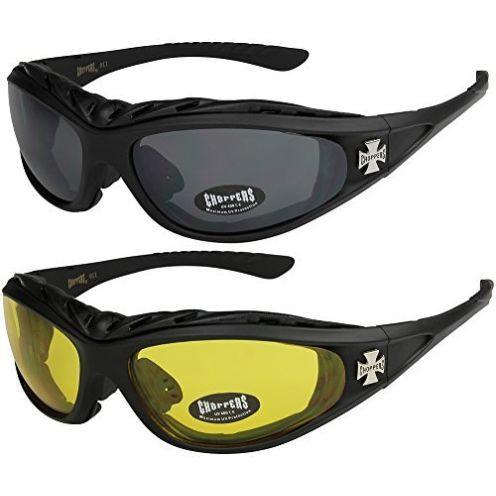 X-CRUZE 2er Pack Choppers 911 Sonnenbrille