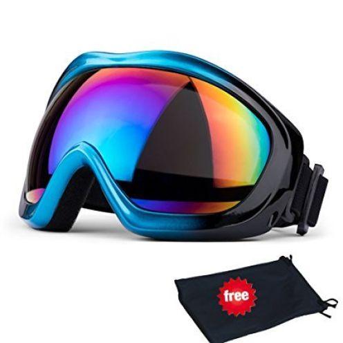 JTENG Ski Snowboard Brille