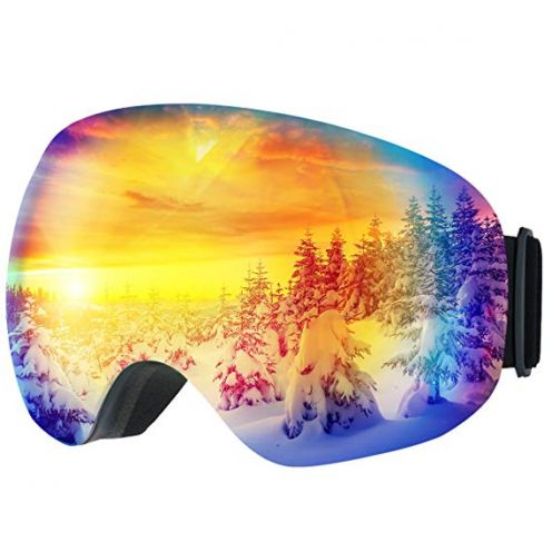 Mpow UV-Schutz Skibrille