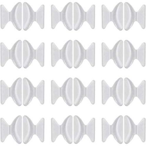 12 Paar Silikon Nasenpad