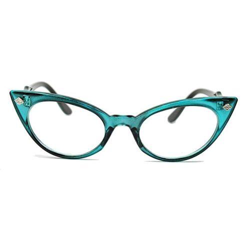50er Jahre Katzenaugen Brille Cat Eye