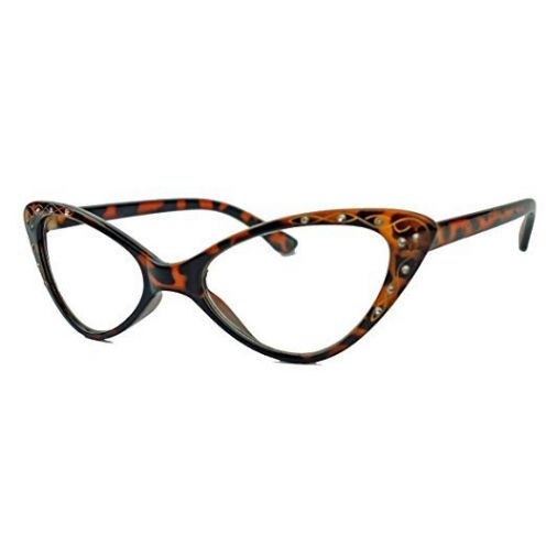 amashades Cat Eyes 50er Jahre Fashion Brille