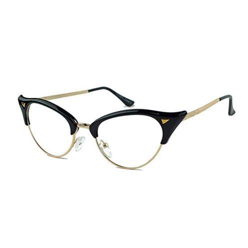 amashades Vintage Nerdies seltenes 50er 60er Jahre Brillengestell