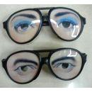 No Name Brille mit Augen