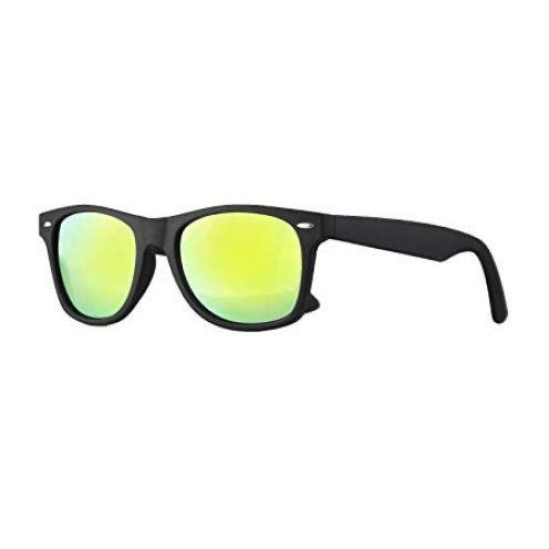 Caripe Retro Nerd Vintage Sonnenbrille