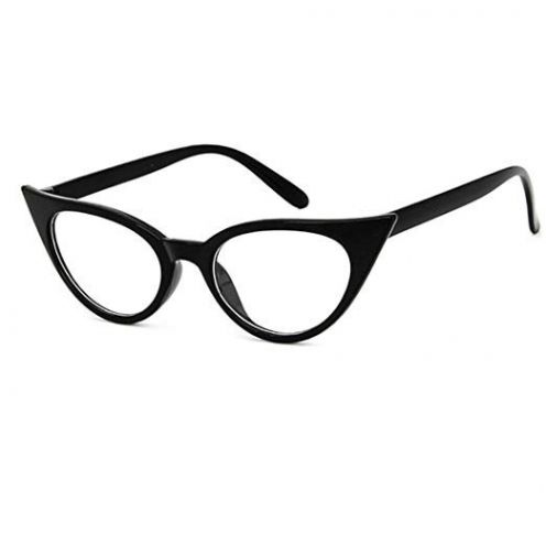 Dawnzen 50er Jahre Damen Brille