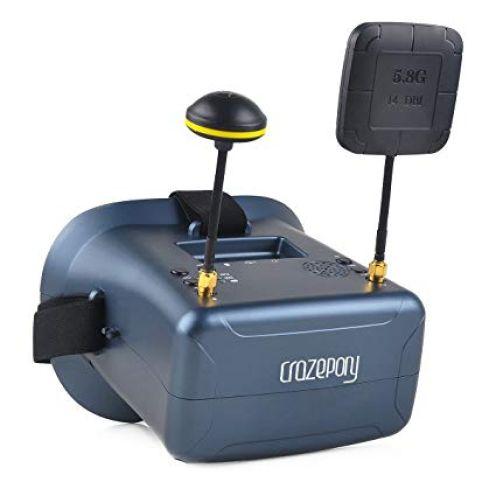 Hankermall FPV Brille VR008 Pro 2 FPV