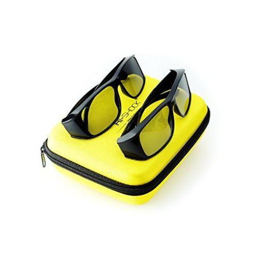 Hi-SHOCK 2x passive 3D-Brille für 4K 3D TV