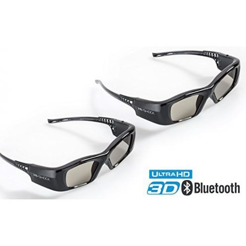 Hi-SHOCK 3D-BT Pro Black Diamond