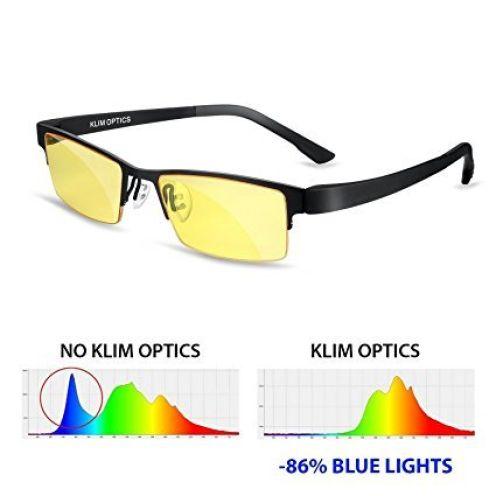 KLIM Optics Brille