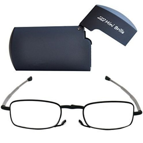 Mini Brille Faltbare Lesebrille