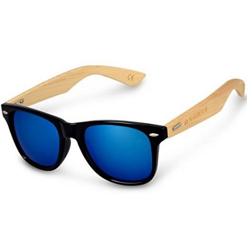 Navaris Wayfarer Sonnenbrille