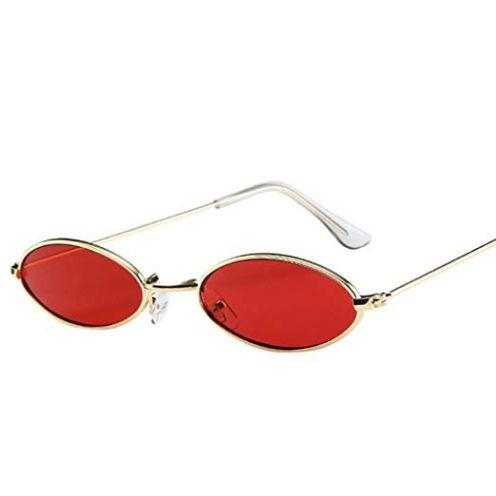 VENMO Mode Retro ovale Sonnenbrille