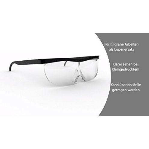 Vergrößerungsbrille