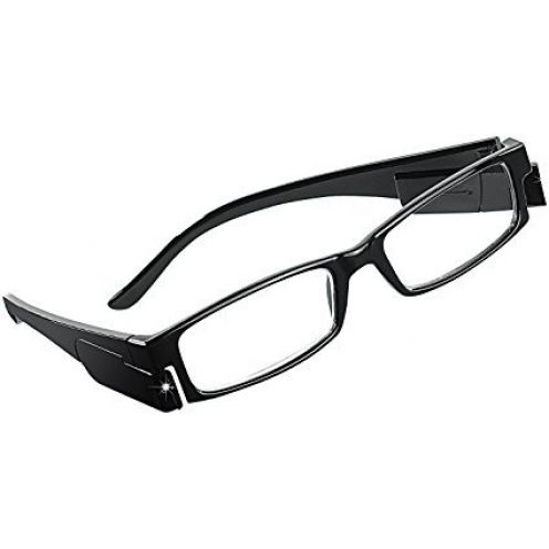PEARL Brille mit Leselampe